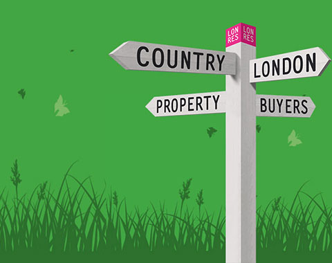 Buyer trends in the London to country residential property market, discussed by David Williams, Director of The Grantley Group