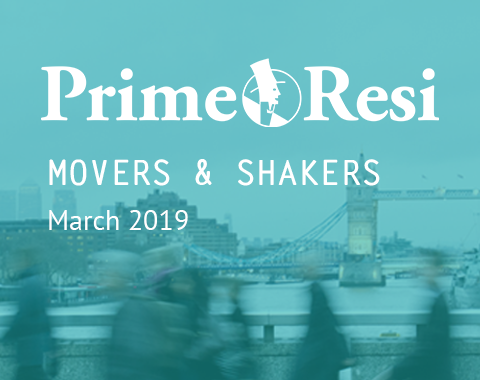 LonRes Movers and Shakers - PrimeResi March 2019 round-up