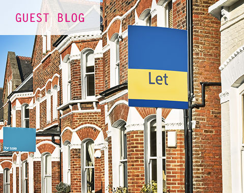 LonRes Guest Blog - renting and the tenancy fee ban for London estate agents