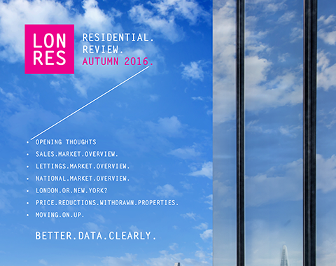 LonRes Residential Review Q3 - London Residenital Property Market