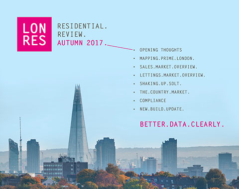 LonRes Residential Review Autumn 2017 - Residential market update for London and the UK