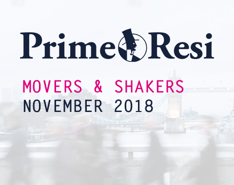 PrimeResi Movers and Shakers November
