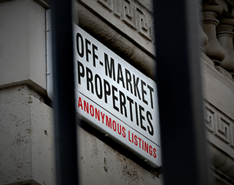 LonRes press release: Off-Market properties service for estate agents in prime central London and across the UK's residential sector