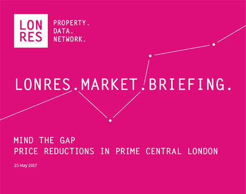 LonRes Market Briefing - Property Prices in Prime Central London