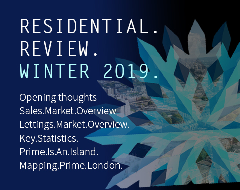 LonRes Residential Review Winter 2019 - Analysis and market research on London's property market from Q4 2018