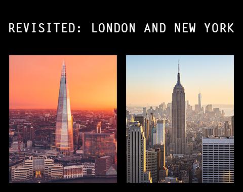 Prime London vs Manhattan, New York Property Market Update