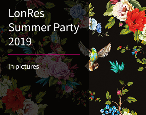 The LonRes Summer Party 2019 in pictures