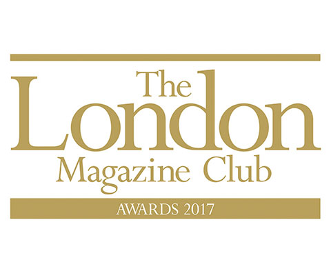 The London Magazine Club Awards 2017 - LonRes Receives Award